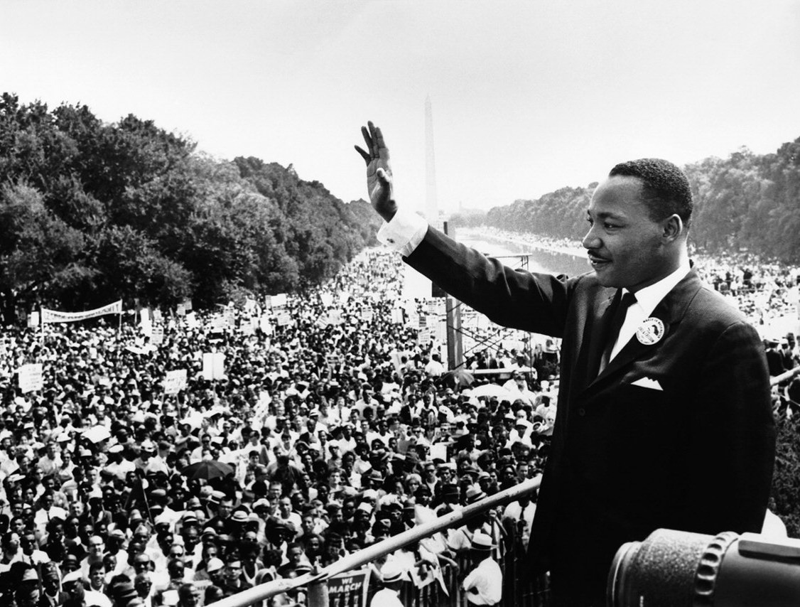 I Have a Dream -- Martin Luther King, Jr.