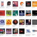 Podcasts for communicators