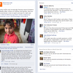 World Vision's Facebook page and why it should know its values